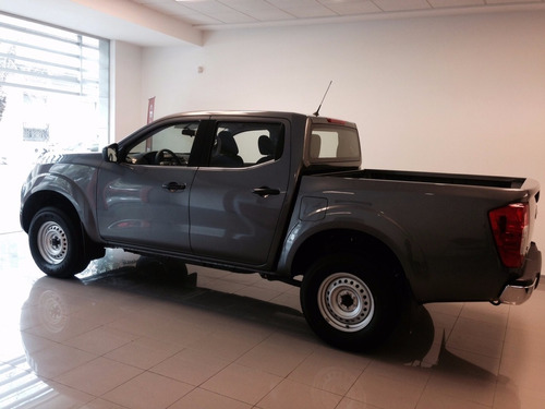 nissan np300 frontier 2.5 se doble cabina