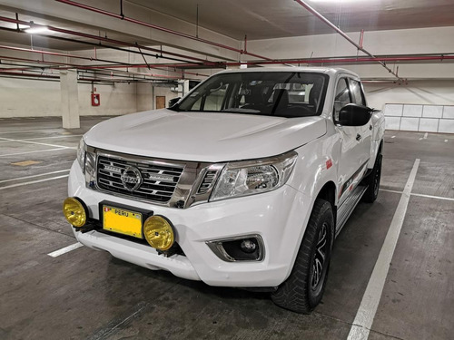 nissan np300 frontier 4x2 full 2016