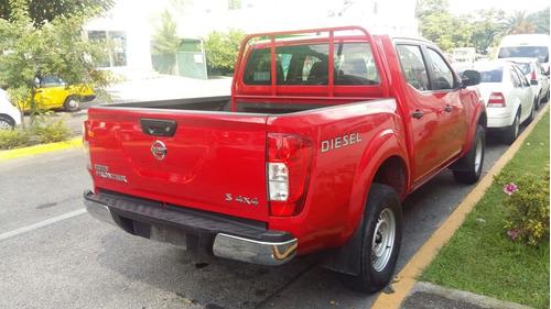 nissan np300 frontier 4x4 diesel