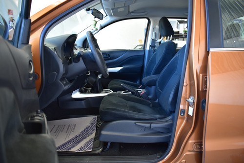 nissan np300 frontier xe 2016