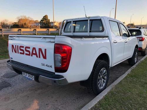 nissan np300 se frontier 2.5 4x4 nafta full