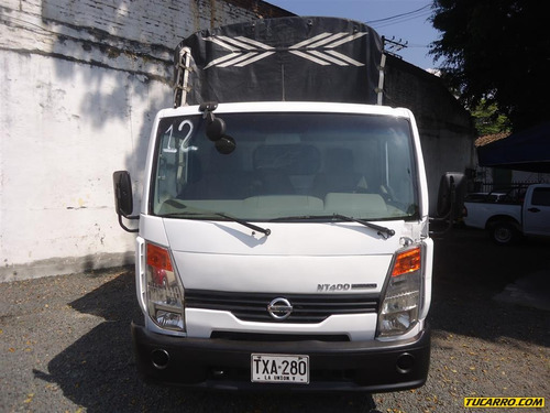 nissan nt 400 cabstar estacas