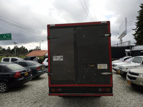 nissan nt400 cabstar 2013  furgon lamina carga seca diesel