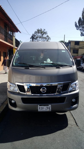 nissan nv 2500 4.0 v6 toldo estandar mt