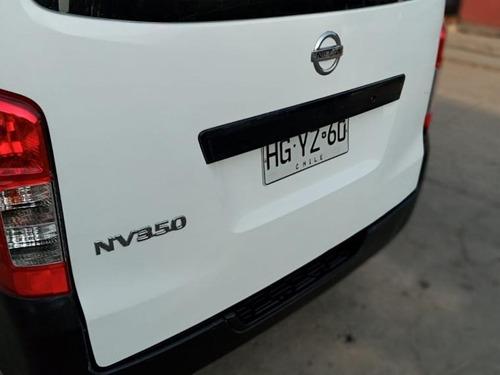 nissan nv350 long dx 2015