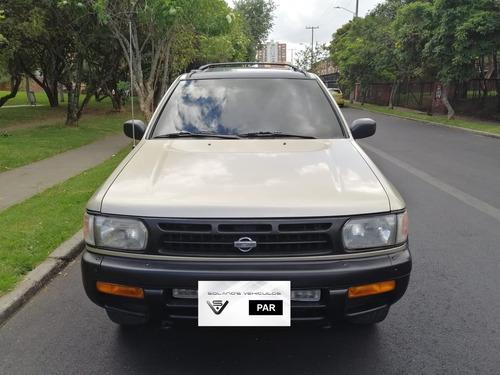 nissan pathfinder 1998 3.3 r50 lux