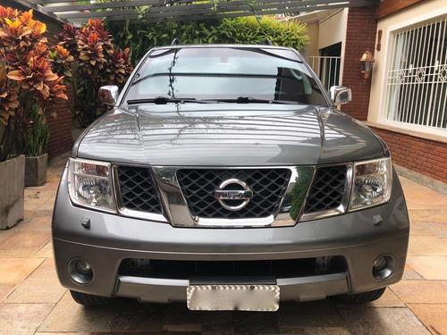 nissan pathfinder 2006 blindada diesel