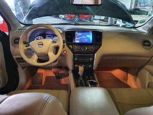 nissan pathfinder 2014 5p exclusive v6/3.5 aut