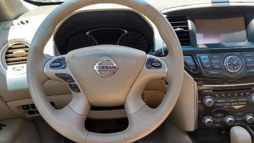 nissan pathfinder 2014 exclusive v6