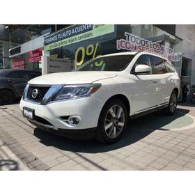 Nissan Pathfinder 2016 5p Exclusive V6/3.5 Aut Awd