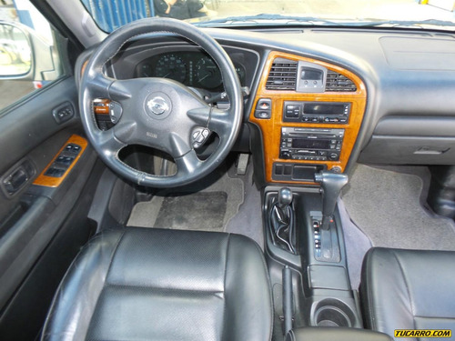 nissan pathfinder 3 serie superlux mt 3500cc