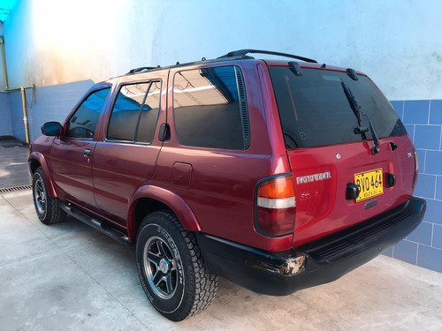 nissan pathfinder 3.300 1997