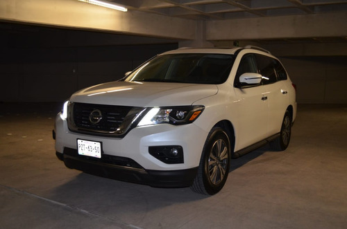 nissan pathfinder 3.5 advance cvt 2017