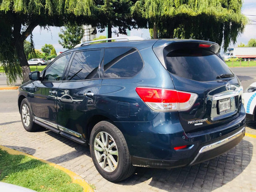 nissan pathfinder 3.5 advance mt 2014