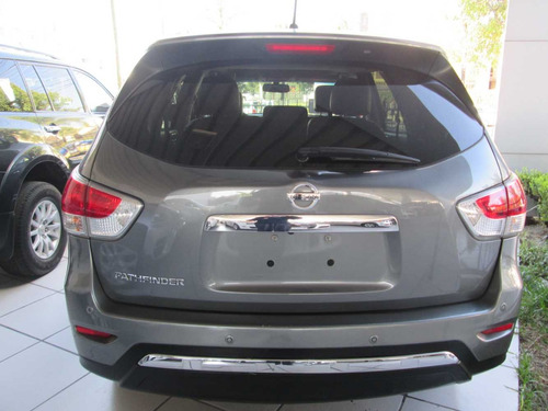 nissan pathfinder 3.5 exclusive automatica