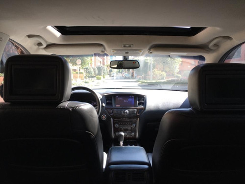 nissan pathfinder 3.5 modelo 2014 con 56.000kms full equipo