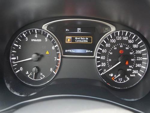nissan pathfinder  4x4 3.5 aut 2017