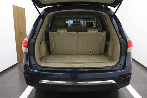 nissan pathfinder 5p advance v6/3.5 aut