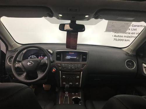 nissan pathfinder 5p exclusive v6 3.5 aut