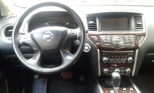 nissan pathfinder 5p exclusive v6 3.5 aut awd
