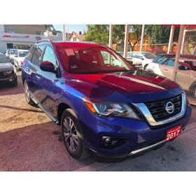 Nissan Pathfinder Advance 2017 Iva Credito Recibo Financiami