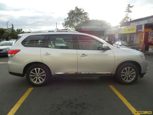nissan pathfinder advance at 3500 aa