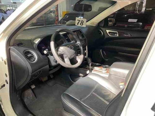 nissan pathfinder automatico 4x4 gasolina 3500cc