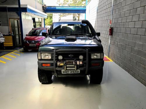 nissan pathfinder diesel motor mwm 4 cil turbo diesel - 1994
