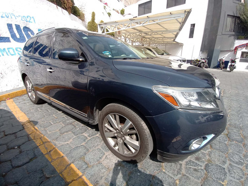 nissan pathfinder exclusive 4wd 3.5
