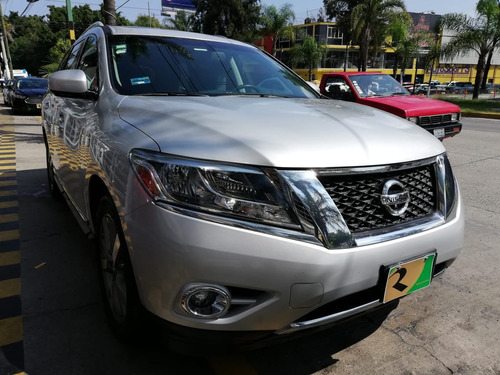 nissan pathfinder exclusive v6 awd at