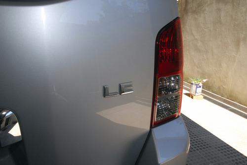 nissan pathfinder le 2.5 5p 174cv aut diesel ano 2006
