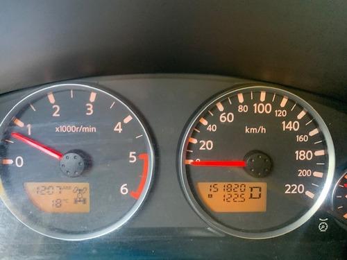 nissan pathfinder le super lujo 2500 cc
