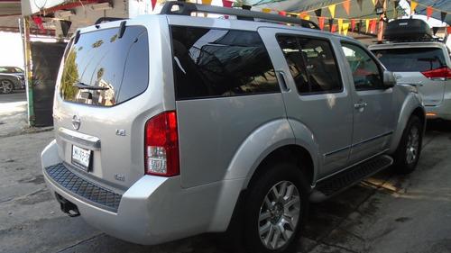 nissan pathfinder luxury le 2010  tomo auto