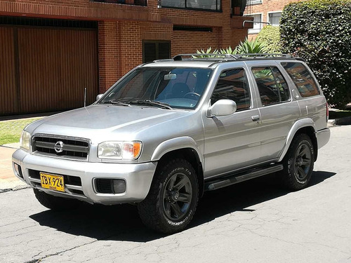 nissan pathfinder version lux a/t super full impecable