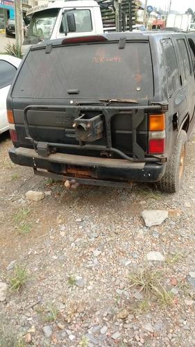 nissan pathifinder sucata 4x4 diesel