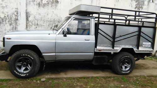 nissan patrol 1987 nissan patrol 1987 camioneta