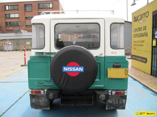 nissan patrol 4200cc mt