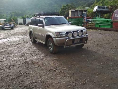 nissan patrol grx 4500 fuel inject