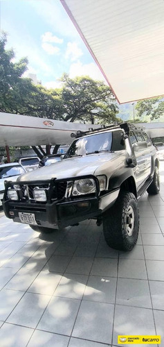 nissan patrol sincronico