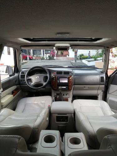 nissan patrol y61 station wagon 3.0 di