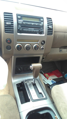 nissan phatfider 2005 autm 4.0 lit v6 venta de partes