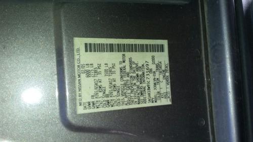 nissan phatfinder 2007 automática v6 4.0 venta de partes 200