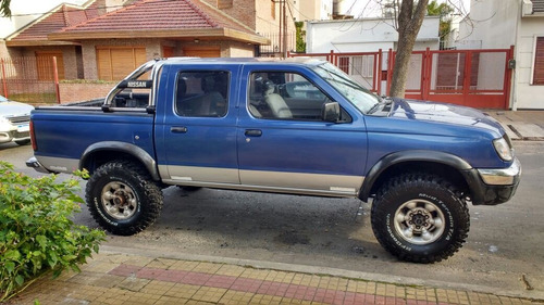 nissan pick-up 3.2 c/doble d22 ax limited 4x4