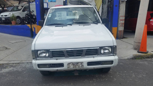 nissan pick-up batea larga 2005 garantia contado