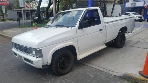 nissan pick-up larga 2005 garantia contado