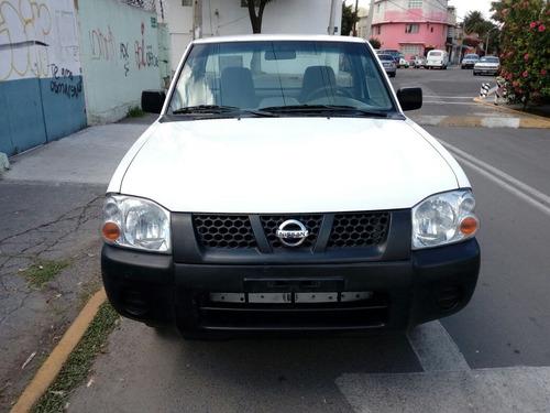 nissan pick-up np300 2014, impecable, todo pagado