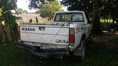 nissan pick-up z24 4x4