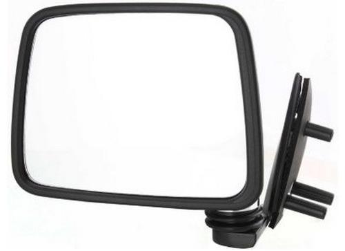 nissan pickup hardbody 1986 - 1997 espejo izquierdo cromado