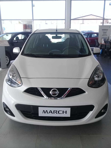 nissan plan march active mt
