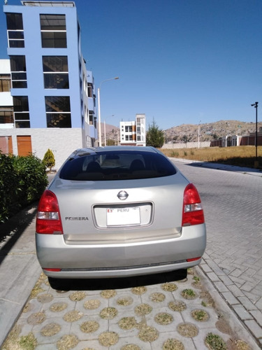 nissan primera año 2003 - vendido
